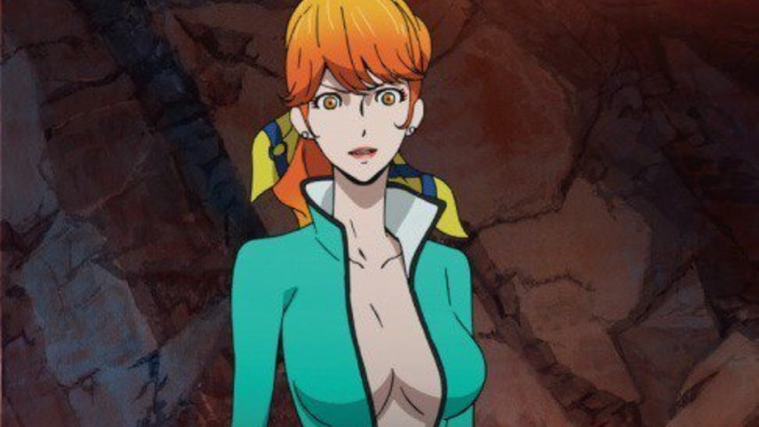 Lupin the IIIrd: Fujiko Mine's Lie
