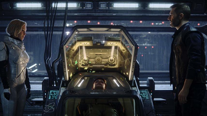 Love, Death & Robots: Beyond the Aquila Rift