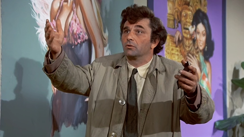 Columbo: Publish or Perish