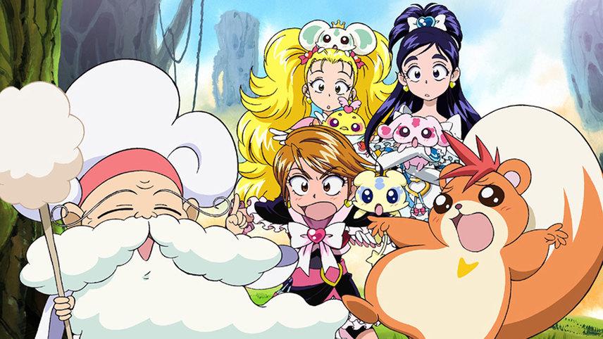 Futari wa Pretty Cure Max Heart the Movie 2: Friends of the Snow-Laden Sky