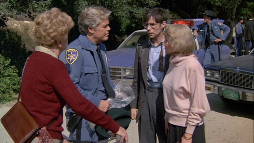 Murder, She Wrote: Night of the Headless Horseman