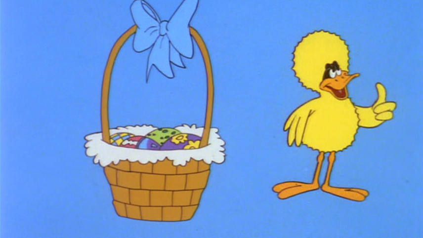 Daffy Duck's Easter Eggcitement