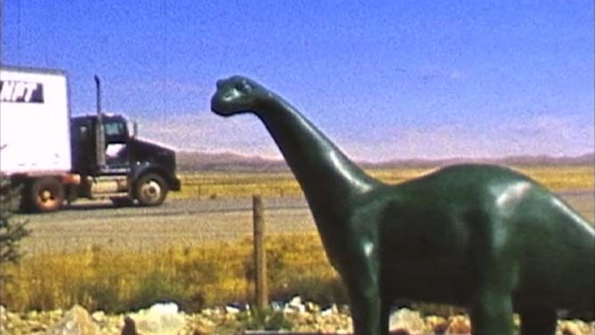 Driving Dinosaurs