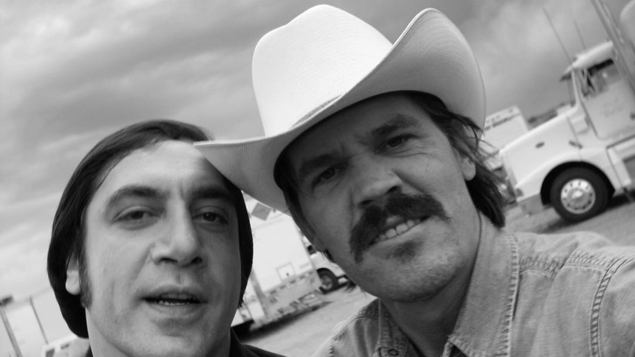 No Country For Old Men Josh Brolins Unauthorized Behind