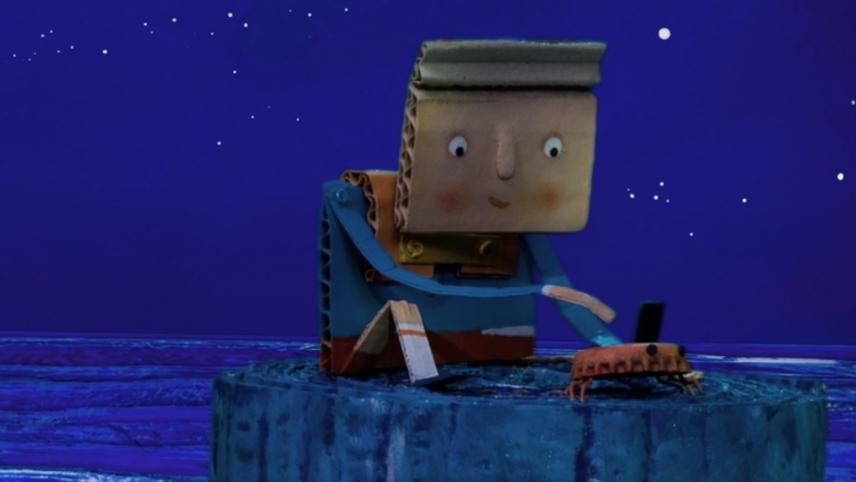 Dodu: The Cardboard Boy