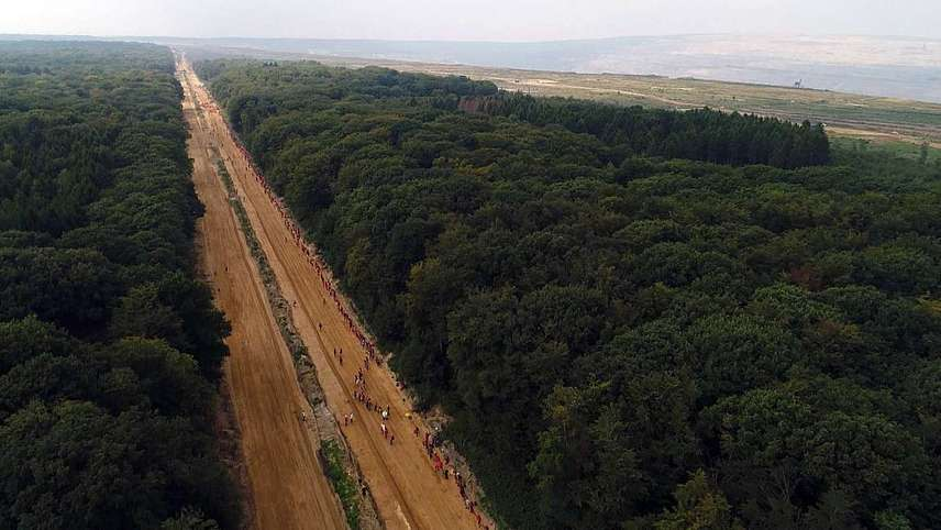 The Red Line: Resistance in the Hambacher Forest