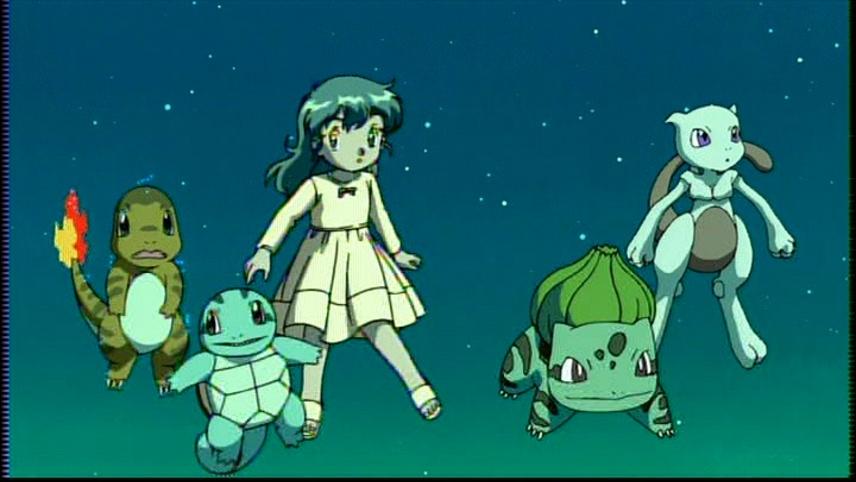 Pokémon: The Uncut Story of Mewtwo's Origin