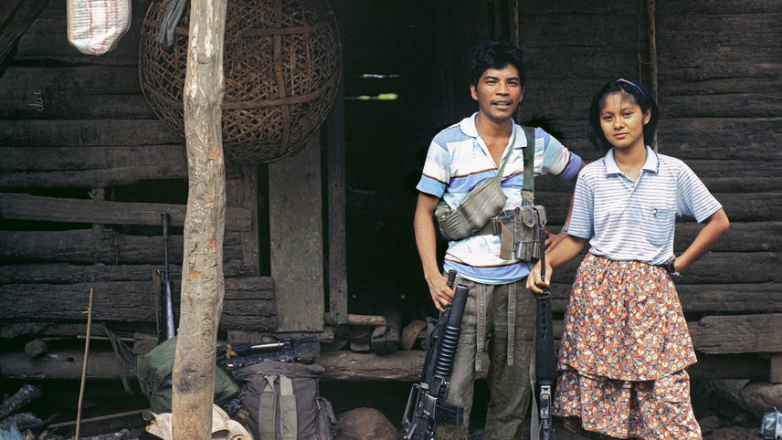A Rustling of Leaves: Inside the Philippine Revolution