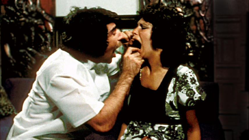 Linda lovelace deep throat movie