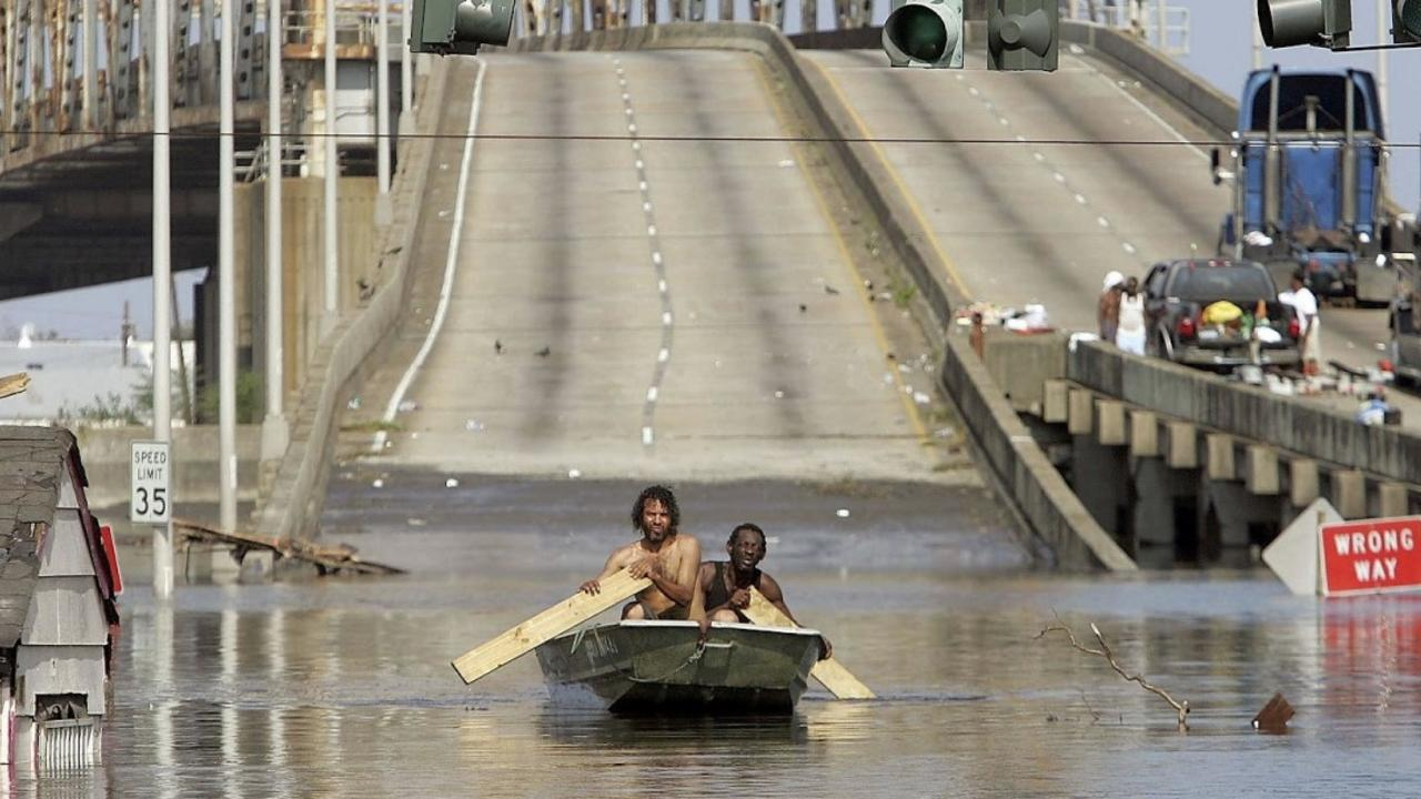 When The Levees Broke 2006