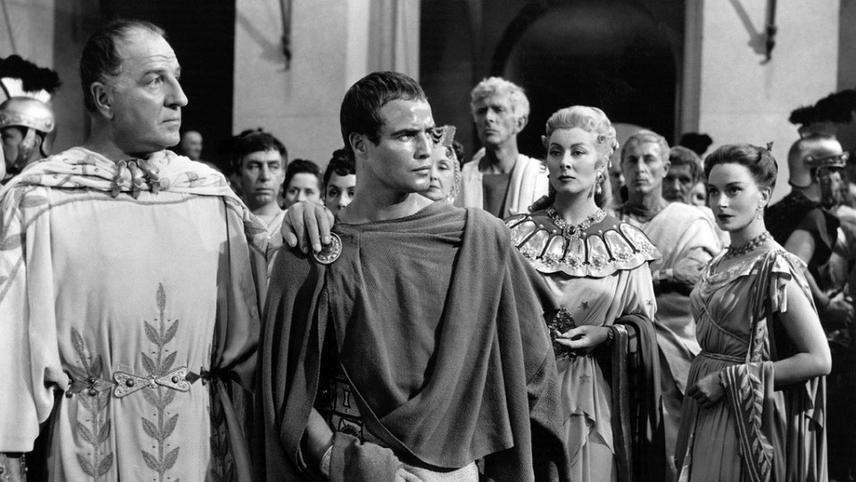 Julius Caesar (1953) - MUBI