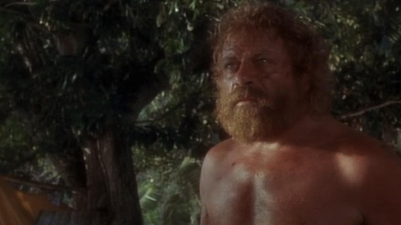 Amanda Donohoe Nude castaway trailer
