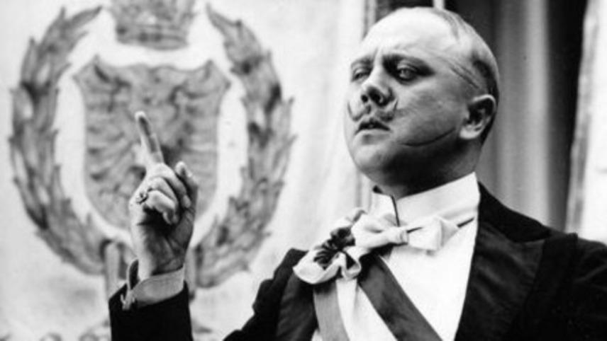 The Kaiser's Lackey | Man of Straw