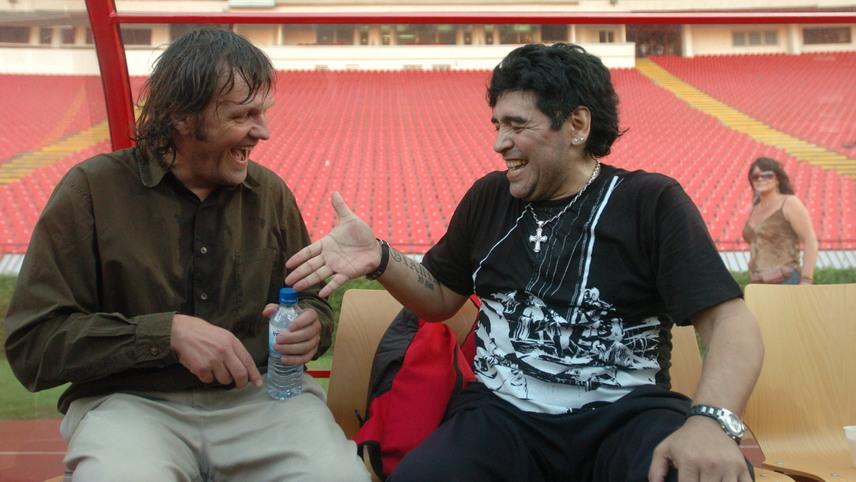 Maradona by Kusturica