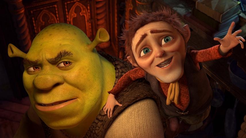 Shrek: Felices para Siempre