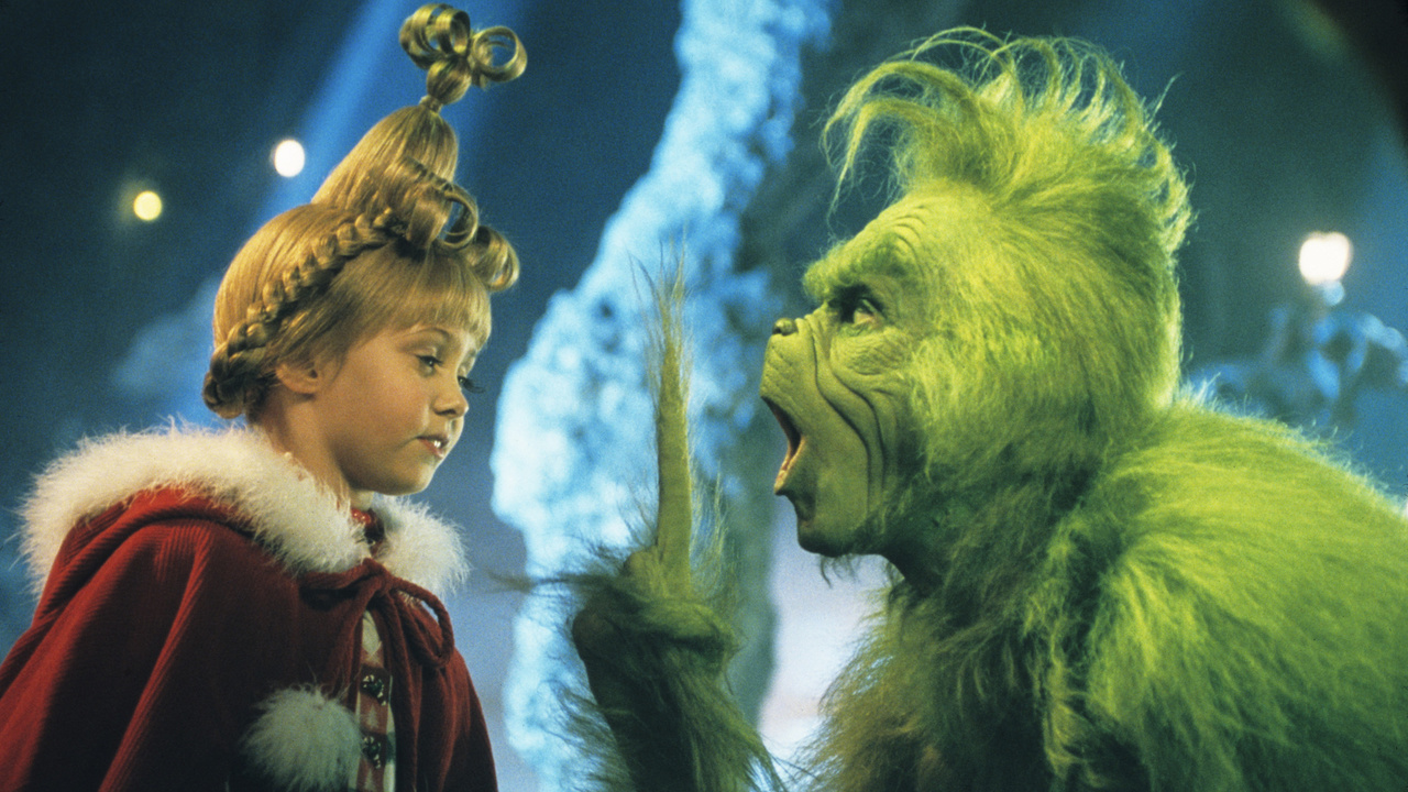 Jim Carrey The Grinch Smile | www.imgkid.com - The Image ...
