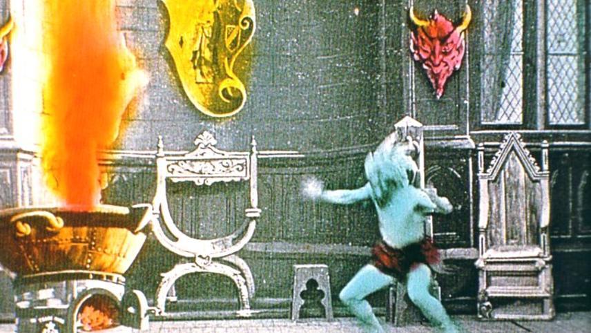 The Infernal Cauldron
