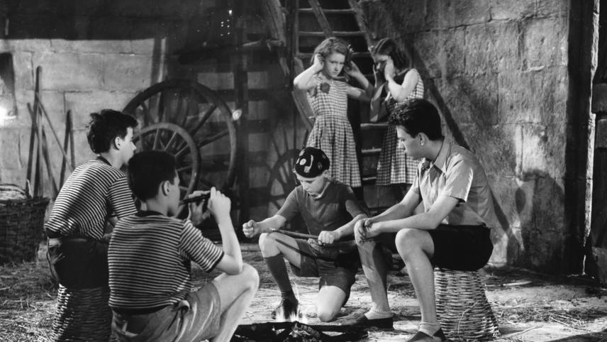 The Last Vacation