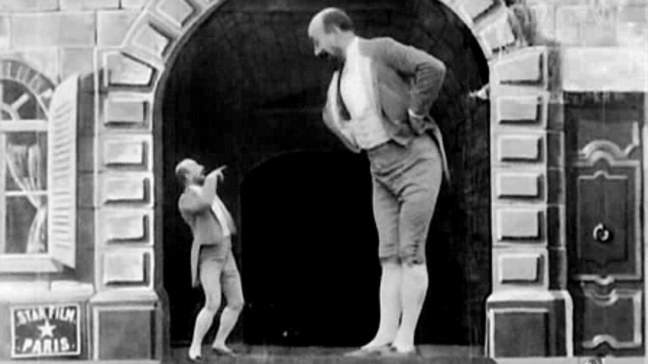 Resultado de imagem para giant against a dwarf