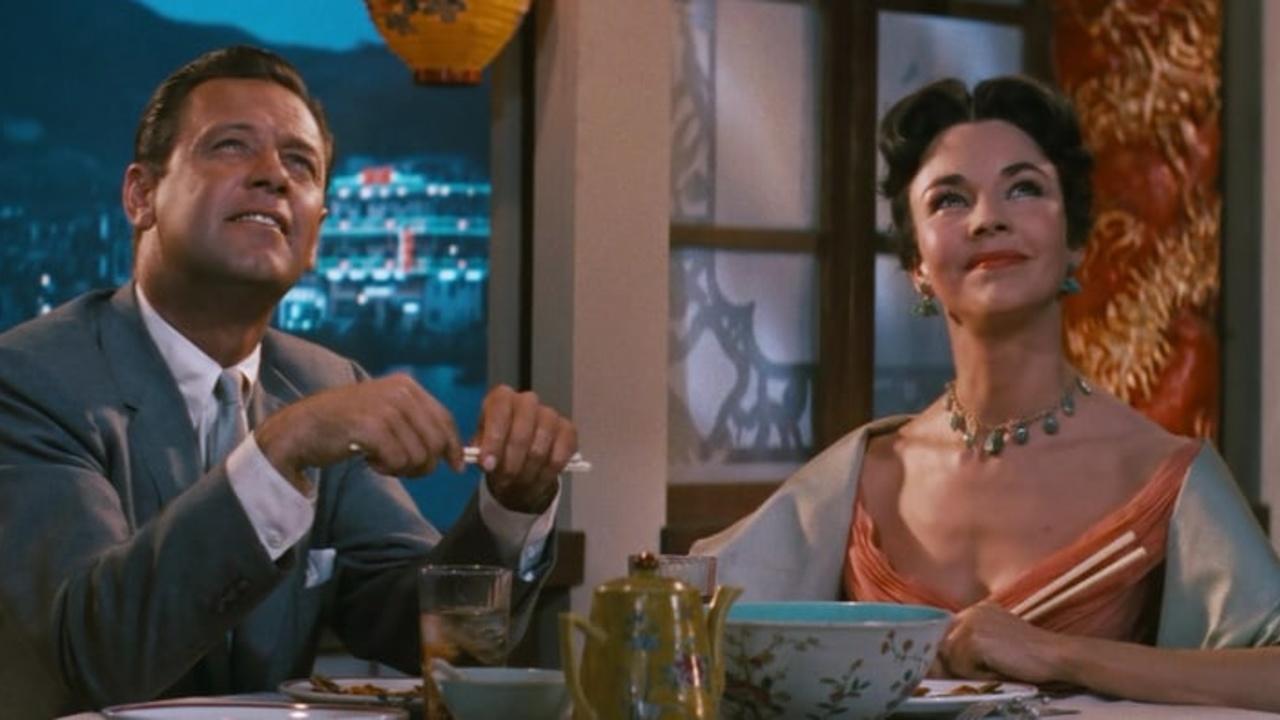 Risultati immagini per love is a many-splendored thing 1955