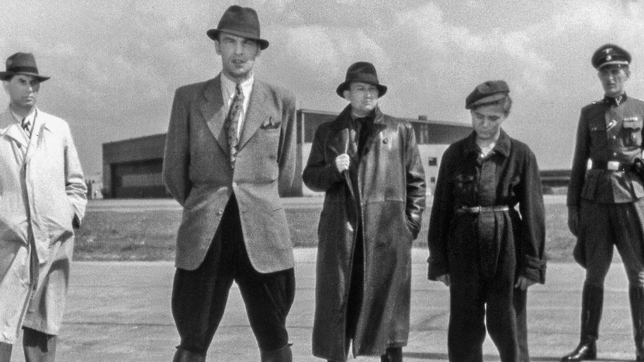 Men Without Wings Men Without Wings 1946 MUBI