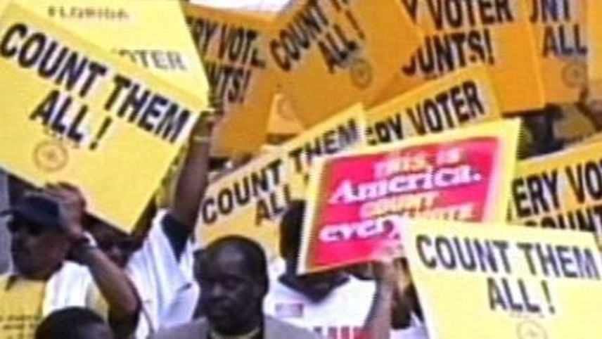 Unprecedented: The 2000 Presidential Election