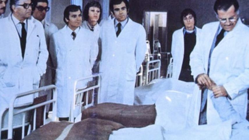 Hospitals: The White Mafia