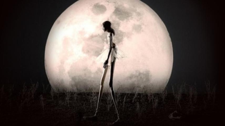 Die einsame Ballerina