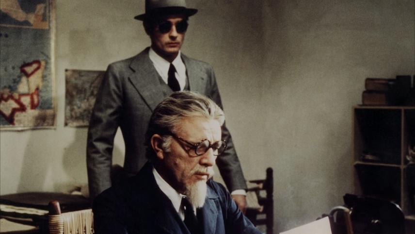 Das Mädchen und der Mörder - Die Ermordung Trotzkis