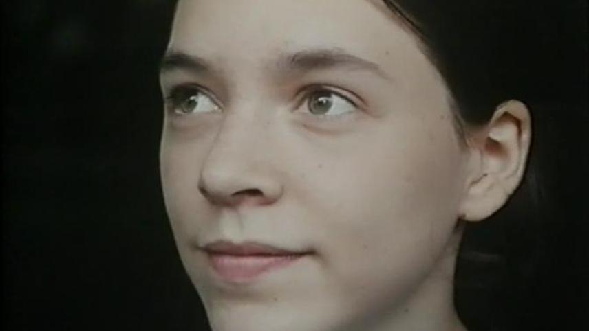 Portrait of a Young Girl at the End of the 1960s in Brussels