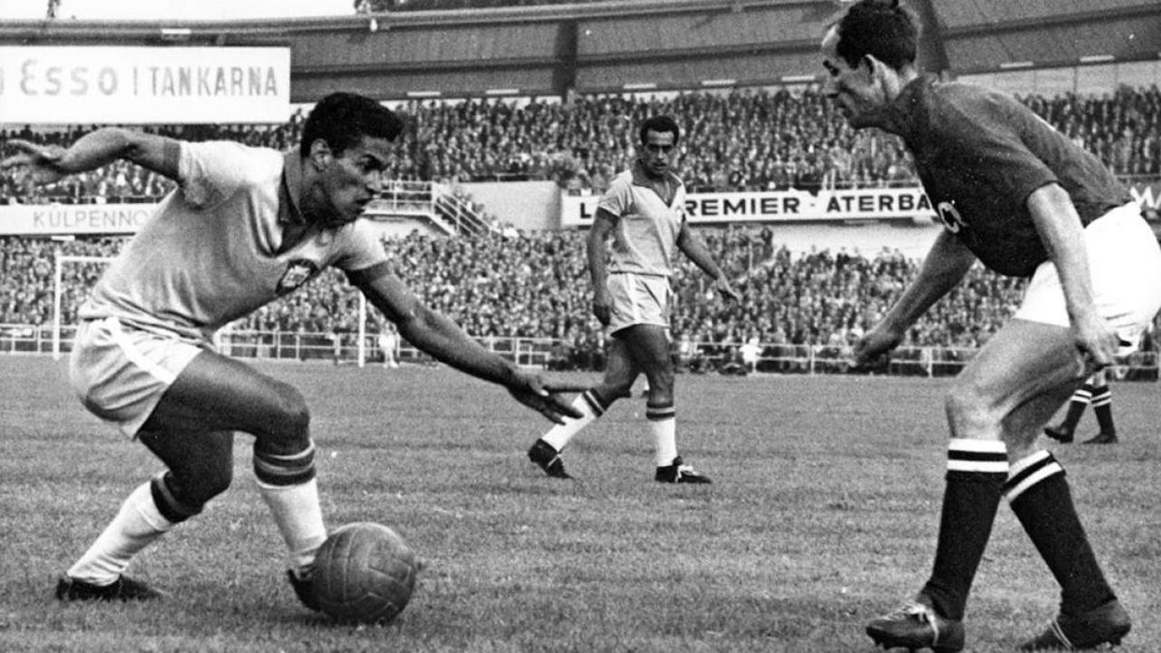 Garrincha Hero of the Jungle 1962 MUBI
