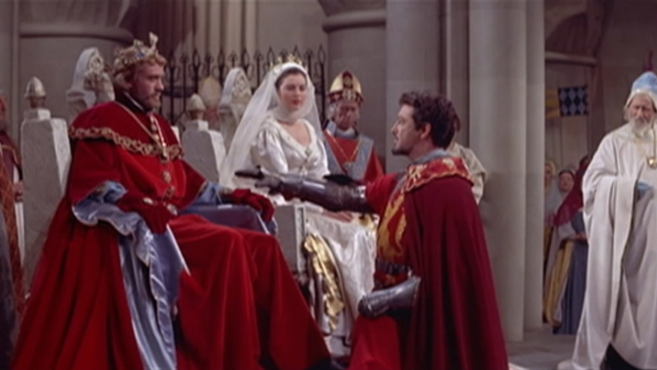 Knights of the Round Table (film) Knights of the Round Table 1953 MUBI