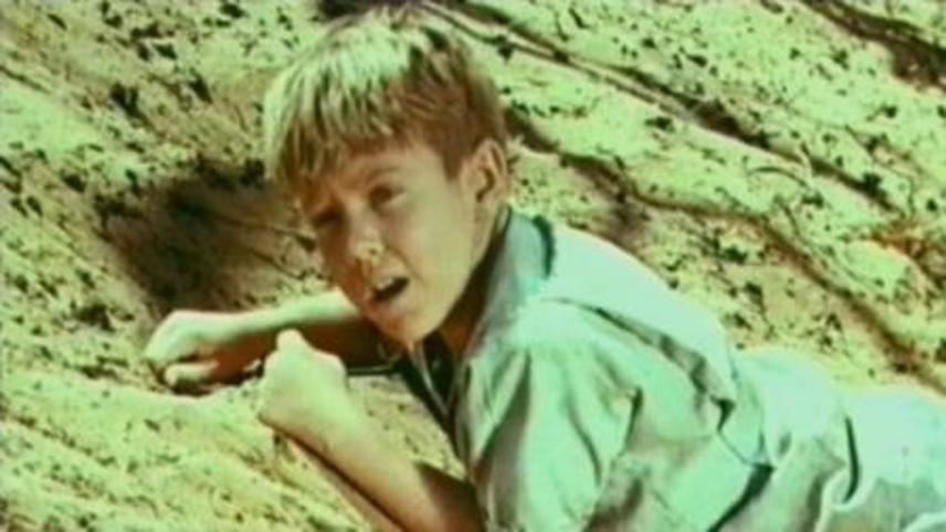 Dirkie, Lost In the Desert
