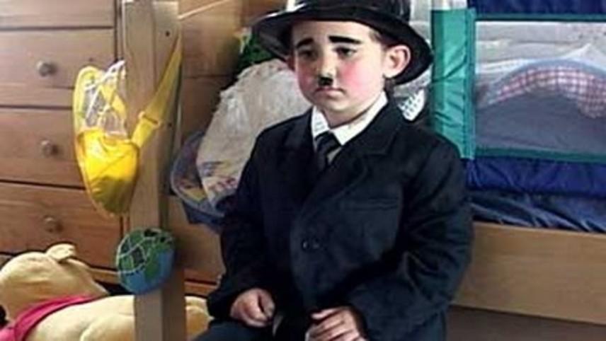 I'm Charlie Chaplin