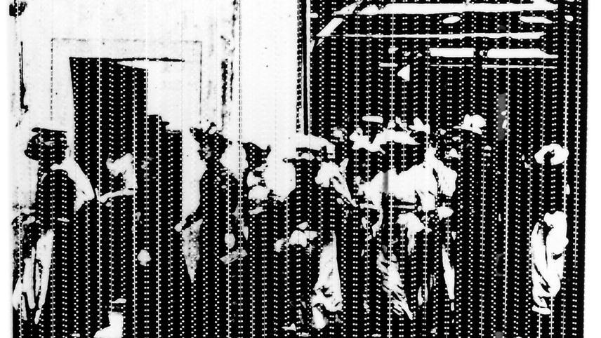 Motion Picture (La sortie des ouvriers de l'usine Lumière à Lyon)