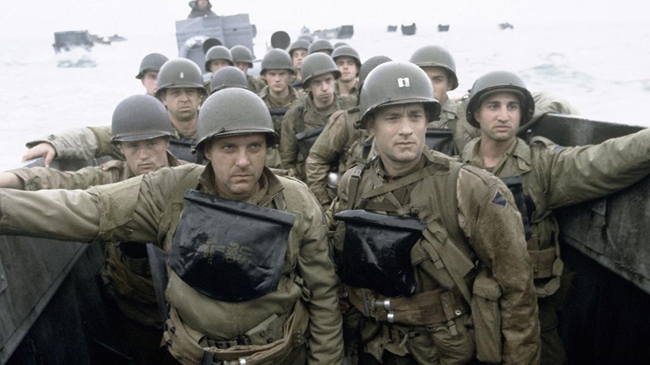 Saving Private Ryan (1998) - MUBI