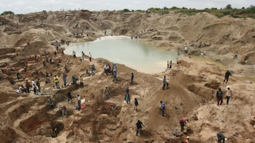 Katanga, the War for Copper