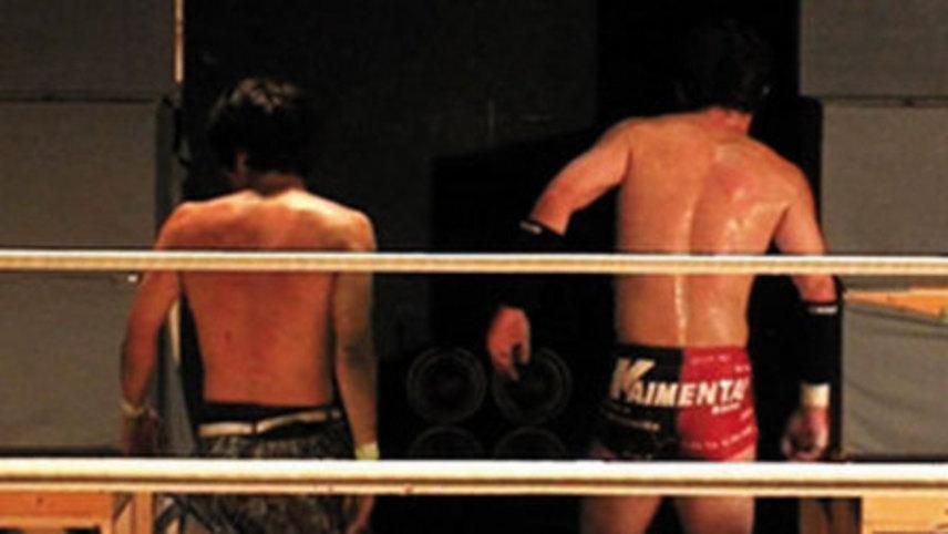 The Student Wrestler