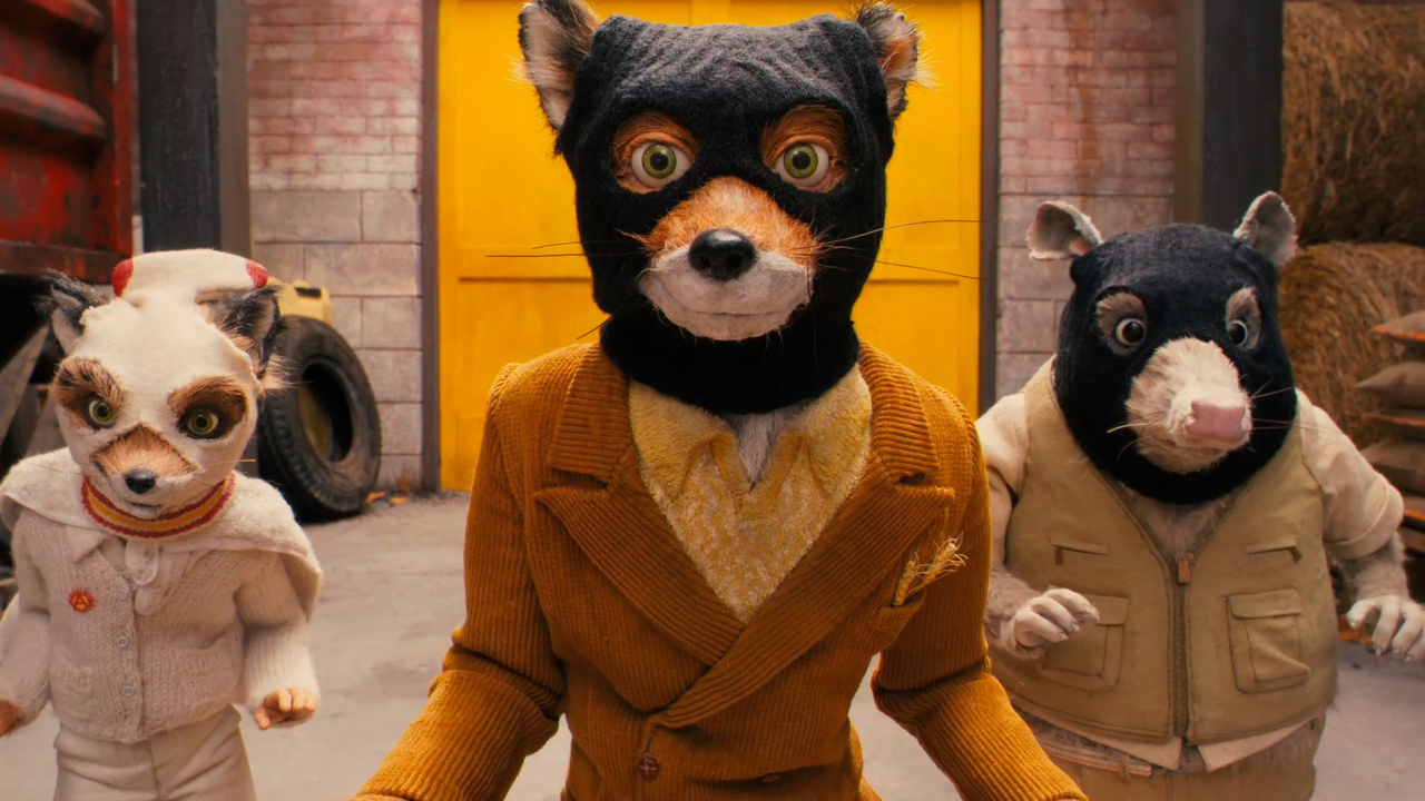 Fantastic Mr. Fox: A Kid's Film for Adults – Media Beat
