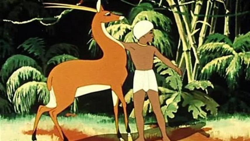 The Golden Antelope