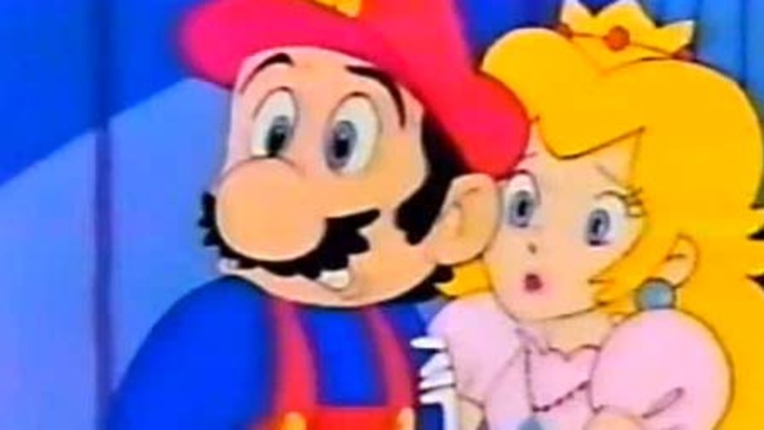Super Mario Bros.: The Great Mission to Save Princess Peach