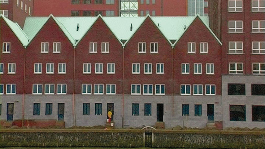 Time is Working Around Rotterdam
