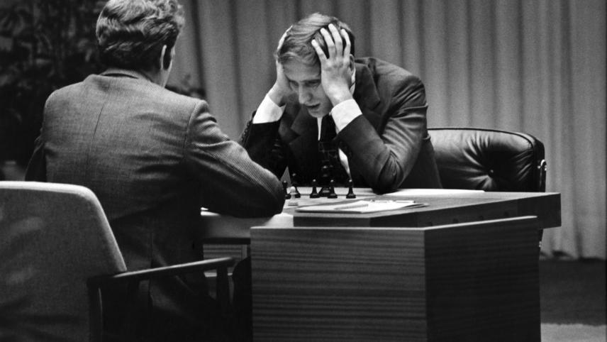 Bobby Fischer Against the World