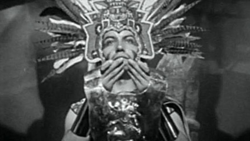 The Aztec Mummy