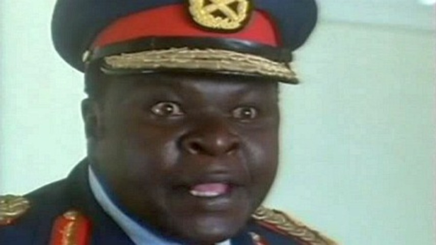 Rise and Fall of Idi Amin