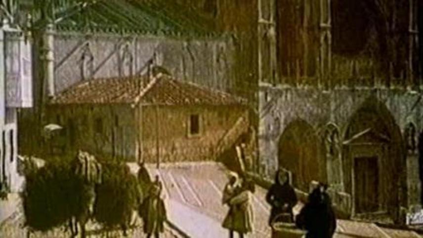 Burgos voyage