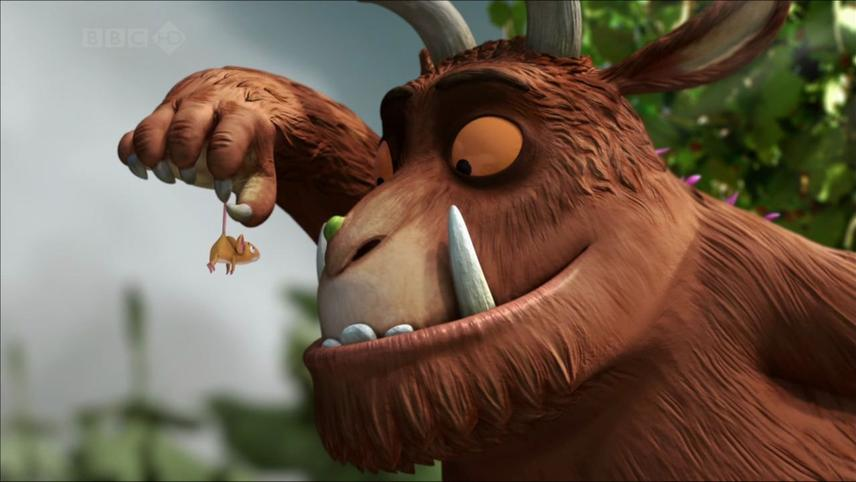 The Gruffalo