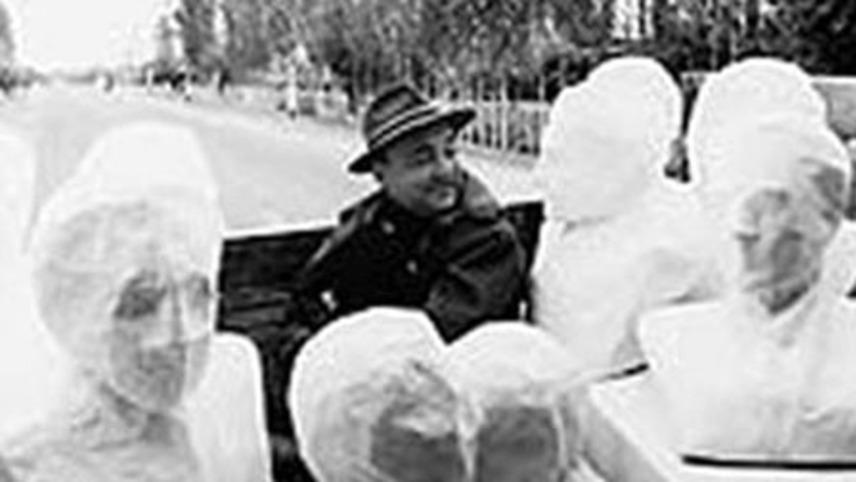 Comrade Boykenzhaev