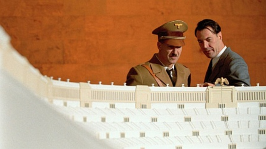 Speer and Hitler: The Devil's Architect