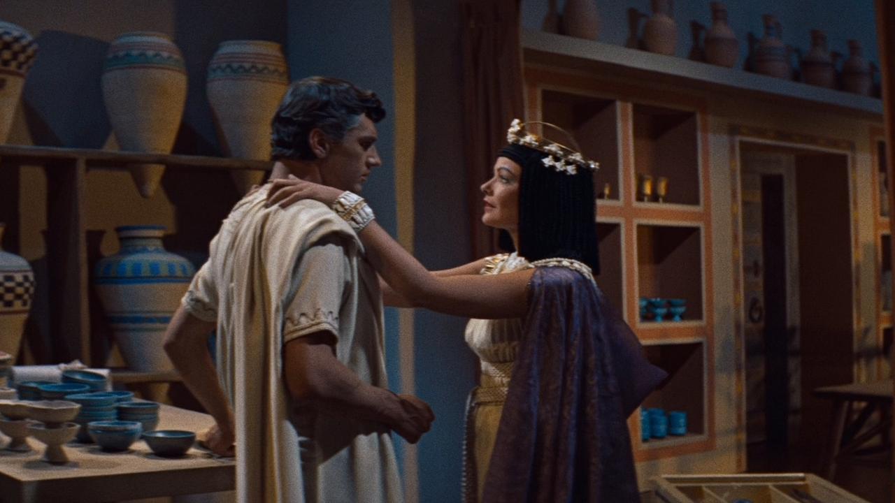 sinuhe the egyptian movie